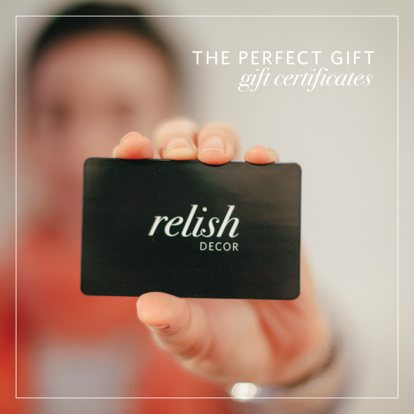 Relish Decor Gift Card