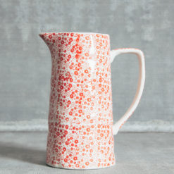 Pippa Pattern Collection Pitcher Relish Decor