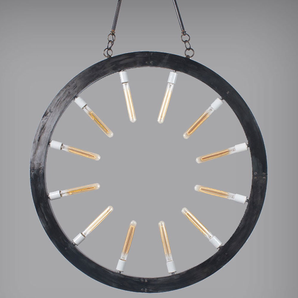 Prototype Number Twelve Industrial Pendant Light Relish Decor