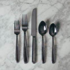 Reed and Barton Stitch Flatware Set Relish Decor