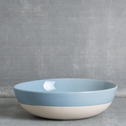 canvas-home-shell-bisque-serving-bowl-blue-relish-decor