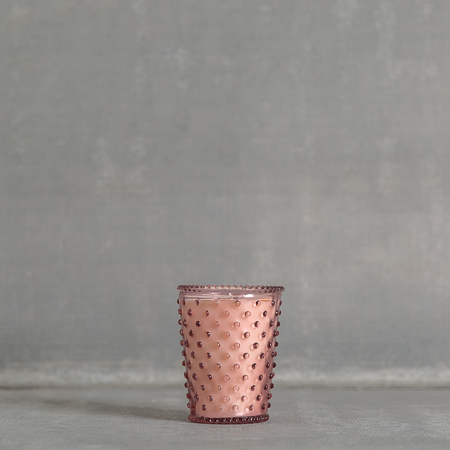 simpatico-glass-hobnail-candle-coral-relish-decor