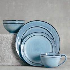 Relish Decor Casafina Dinnerware Park Blue Sets