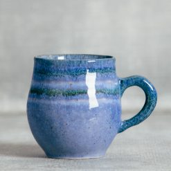 Relish Decor Casafina Sausalito Mug Set Blue