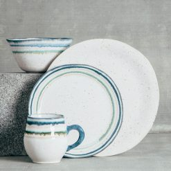 Relish Decor Casafina Sausalito White Dinnerware Sets