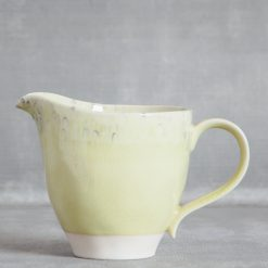 Relish Decor Costa Nova Dinnerware Madeira Lemon Pitcher