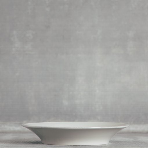 Relish Decor Costa Nova Friso Dinnerware Grey Pasta Bowl Set