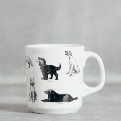 Relish Decor Fishes Eddy Paws Mug Dog