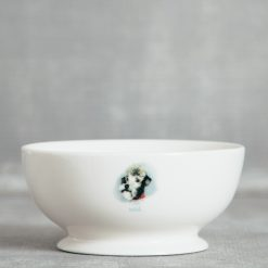 Relish Decor Fishes Eddy Bitch Dog Bowl
