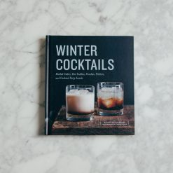Relish Decor Winter Cocktails Cookbook