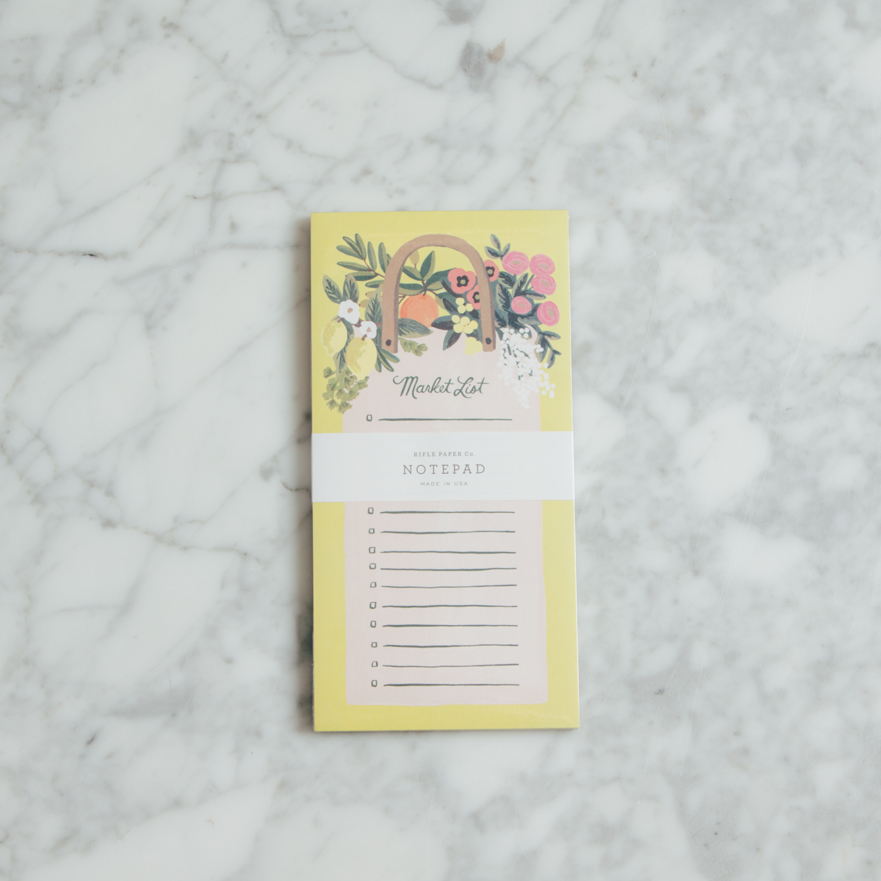Relish Decor Rifle Paper Co Farmers Market Notepad