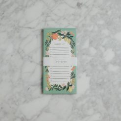 Relish Decor Rifle Paper Co Citrus Floral Julep Market Notepad