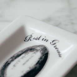 Rest in Grease Spoon Rest Tray Fishs Eddy Relish Decor