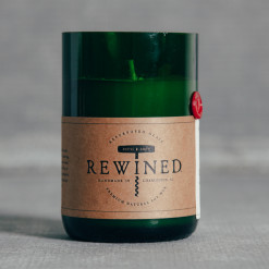 Rewined Candle Cabernet Relish Decor