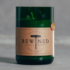 Rewined Candle Mimosa Relish Decor