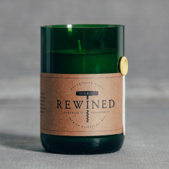 Rewined Candle Pinot Grigio Relish Decor