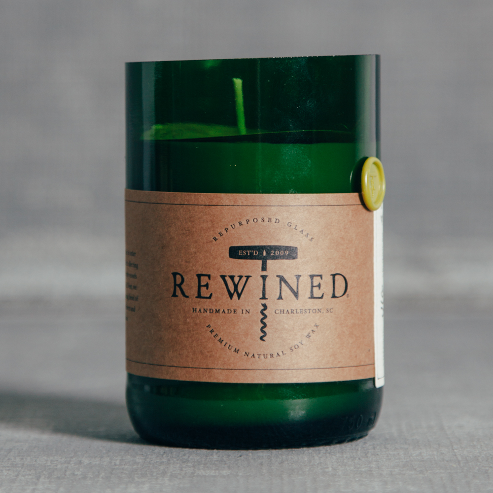 Rewined Candle Sauvignon Blanc Relish Decor