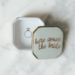 Rosanna Love is In the Air Box Here Comes The Bride Ring Box Relish Decor