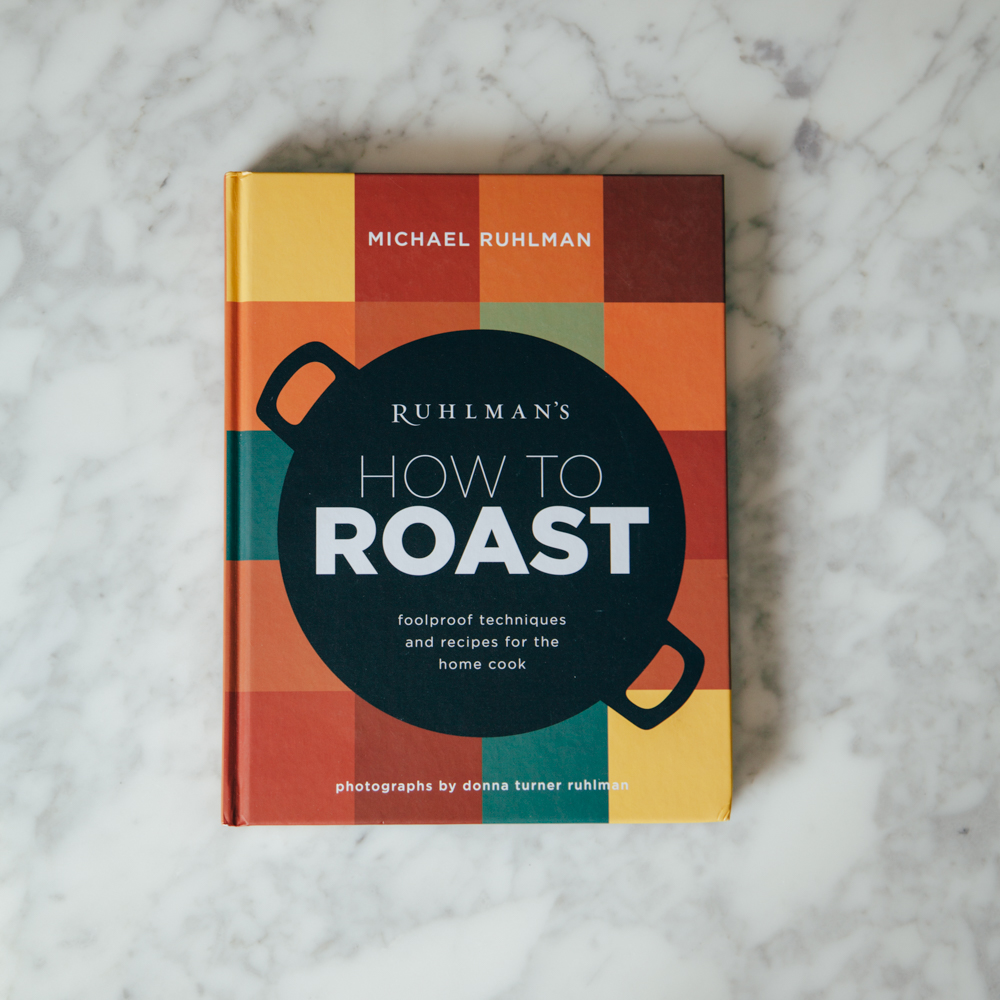 Ruhlman's How To Roast Cookbook Relish Decor