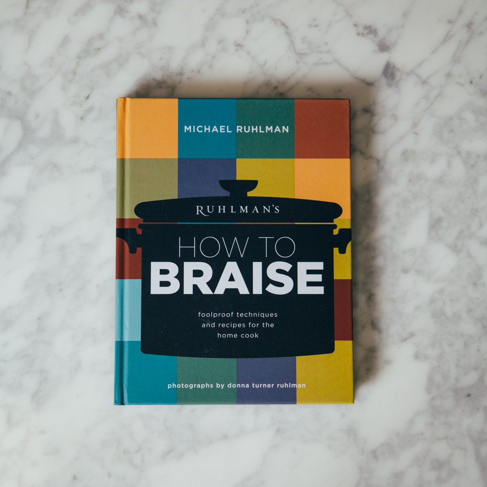 Ruhlman's How to Braise Cookbook Relish Decor