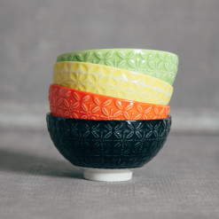 Sirocco Embossed Bowl Relish Decor