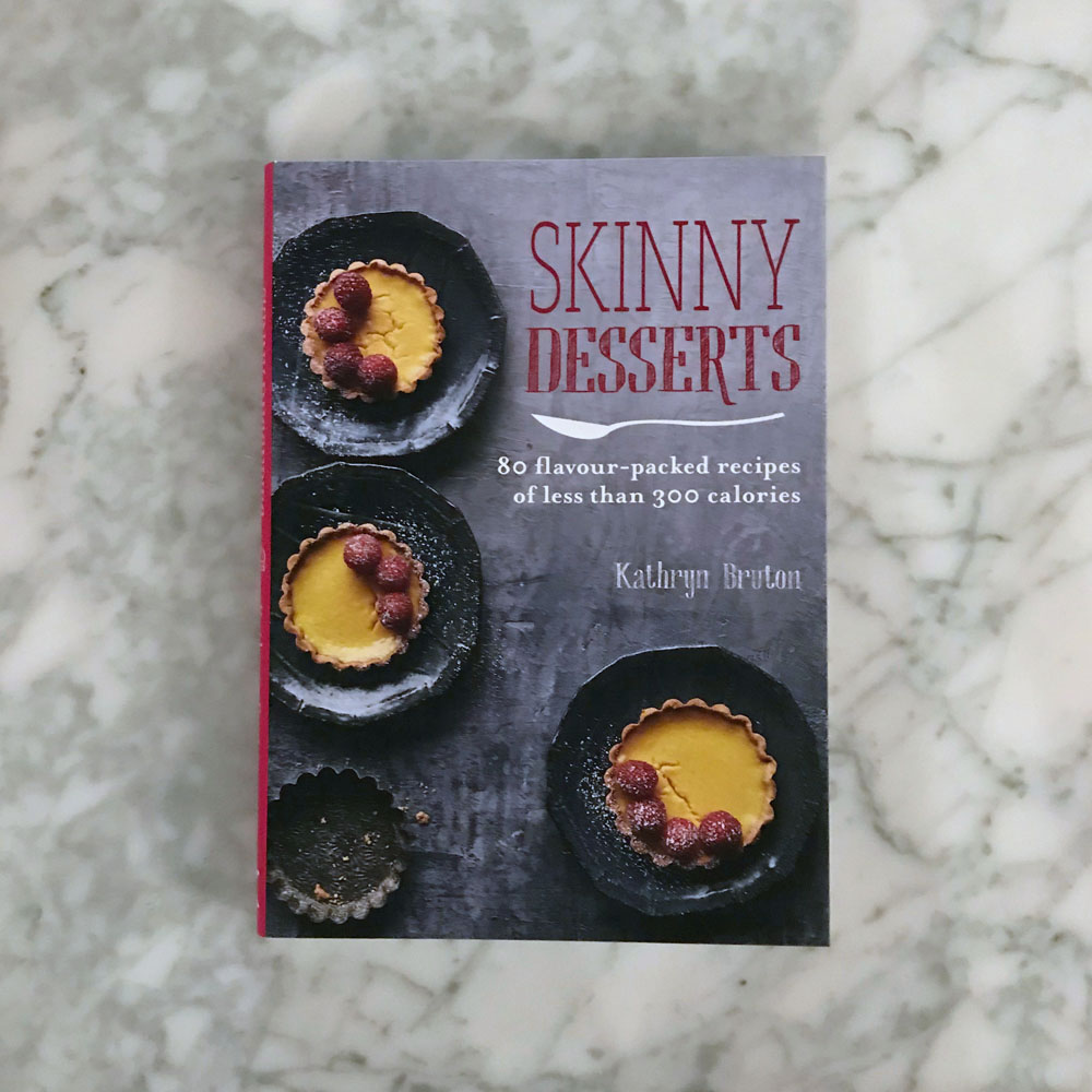 Skinny Desserts Relish Decor