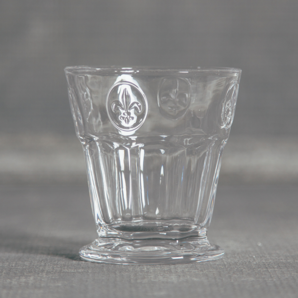 Soda Lime Glassware Collection DOF Relish Decor