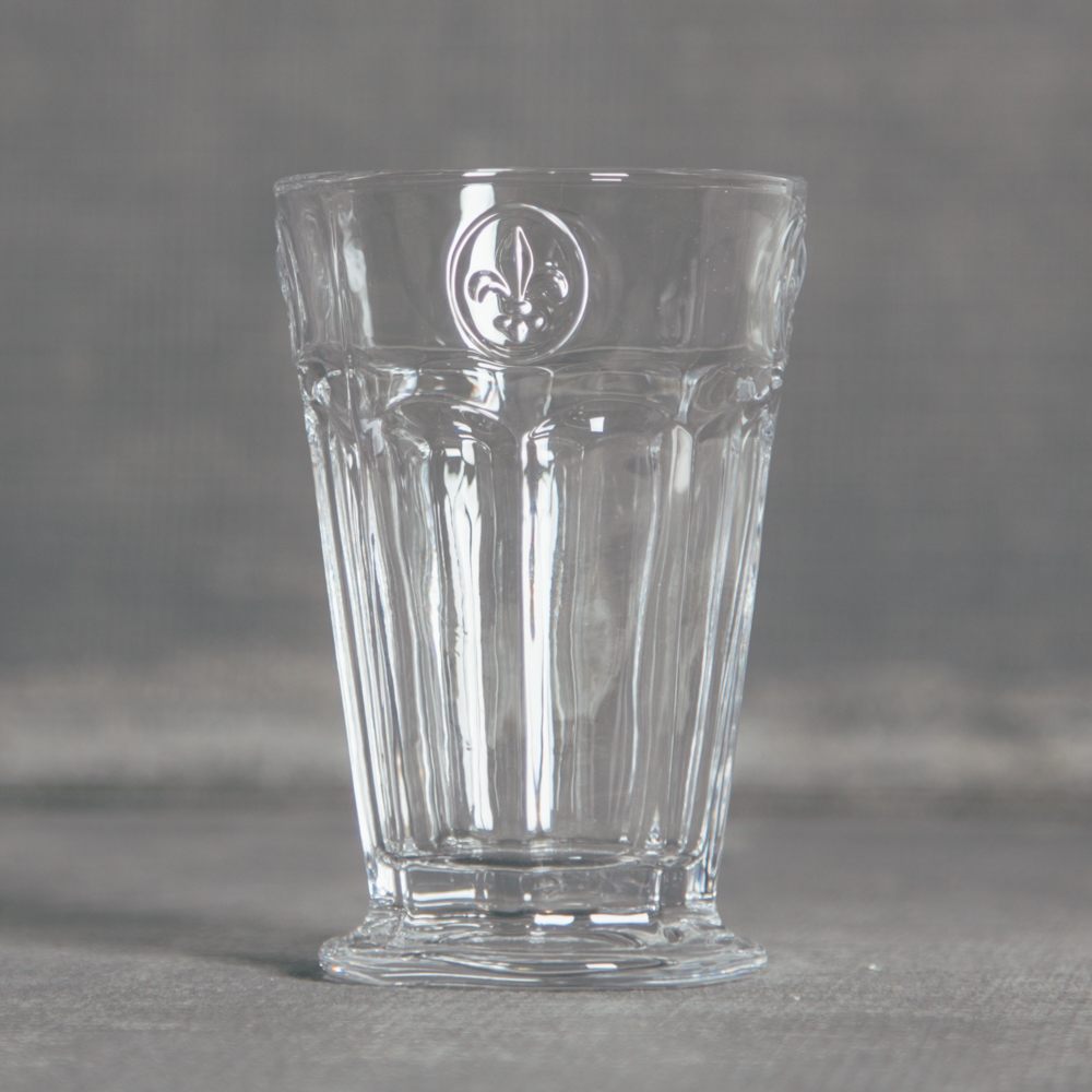 Soda Lime Glassware Collection Tumbler Relish Decor