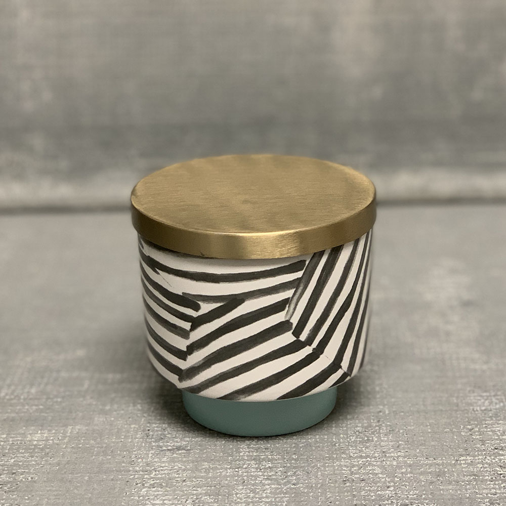 Go Be Lovely Candle Sugared Blossom Relish Decor
