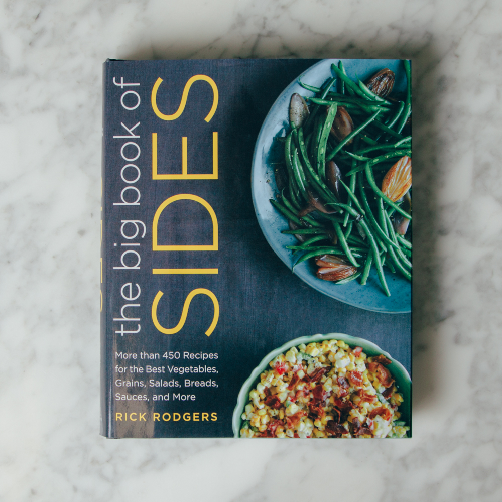 The Big Book of Sides Cookbook Relish Decor