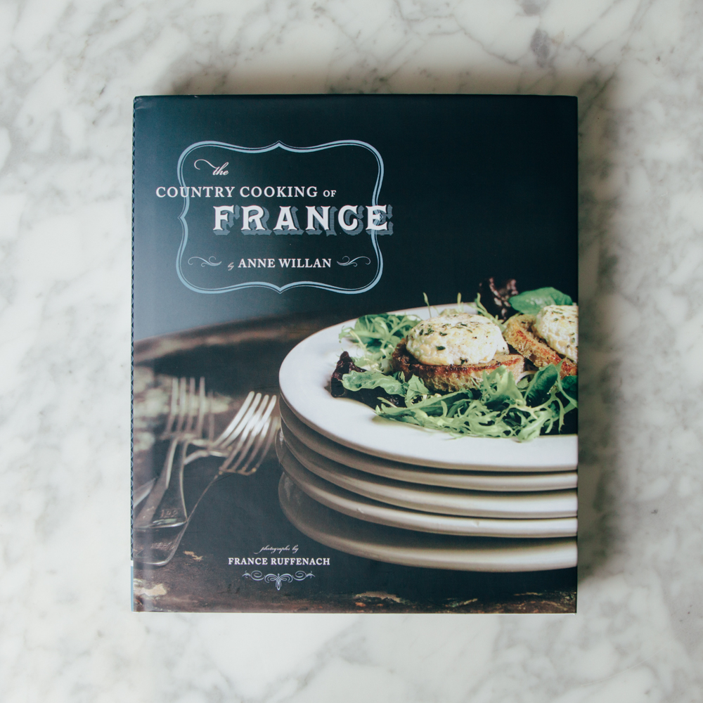 The Country Cooking of France Cookbook Relish Decor