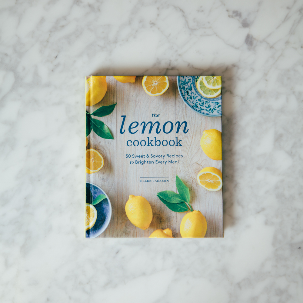 The Lemon Cookbook Relish Decor