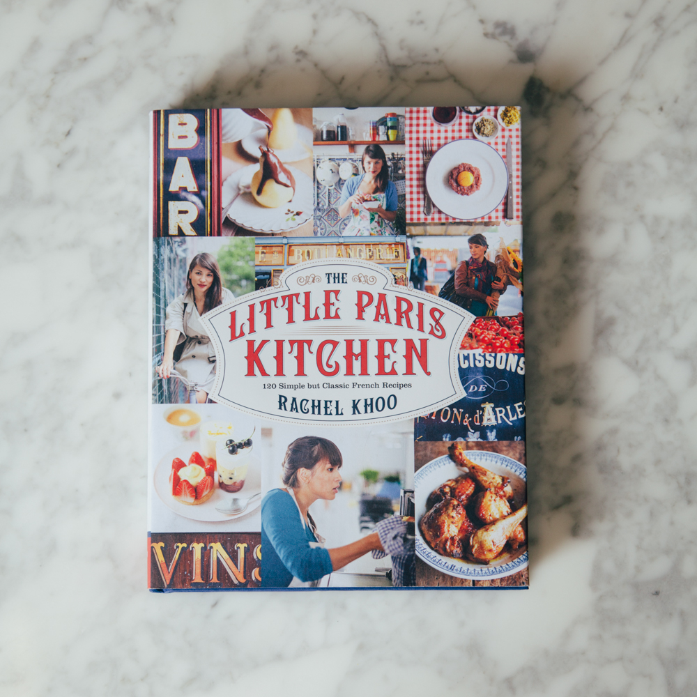The Little Paris Kitchen Cookbook Relish Decor