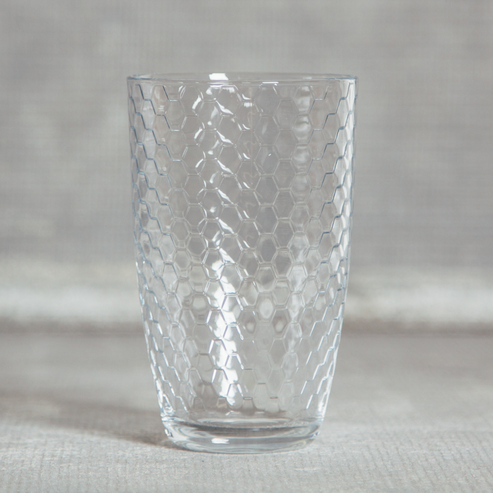 Tupelo Highball Glass Glassware Collection Relish Decor