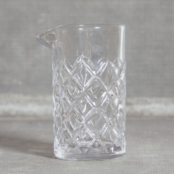 Yarai Cocktail Barware Mixing Glass for the Bar Relish Decor
