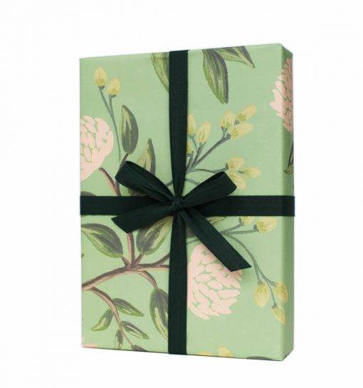 rifle-paper-co-emerald-peonies-wrapping-sheets-relish-decor