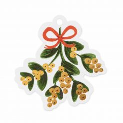 rifle-paper-co-mistletoe-die-cut-gift-tags-relish-decor
