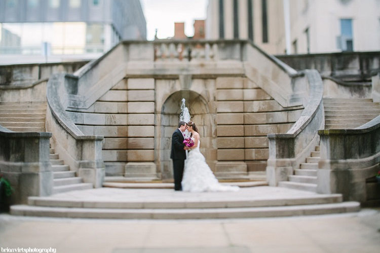 morgan and zach baltimore wedding photographer brian virts relish decor 2