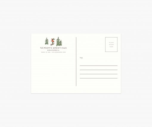 rifle-paper-co-holiday-snow-scene-postcard-pack-relish-decor
