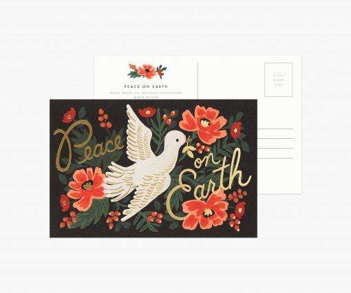 rifle-paper-co-peace-on-earth-postcard-pack-relish-decor