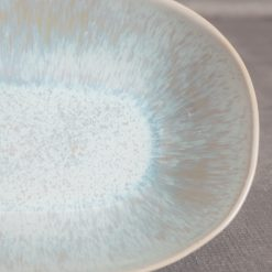 relish decor casafina serving ibiza sea oval bowls detail