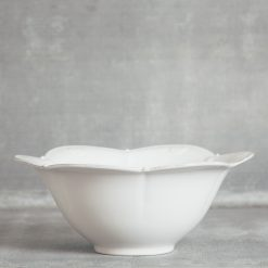 meridian relish decor casafina serving round bowl white