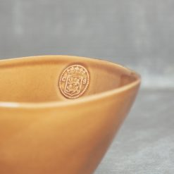 relish decor forum casafina serving bowl cognac