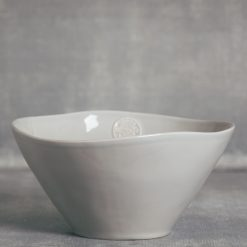 relish decor forum casafina serving bowl grey