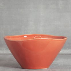 relish decor forum casafina serving bowl paprika