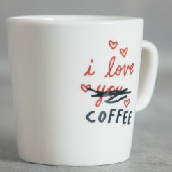 relish decor fishs eddy Adam J. Kurtz i love coffee mug