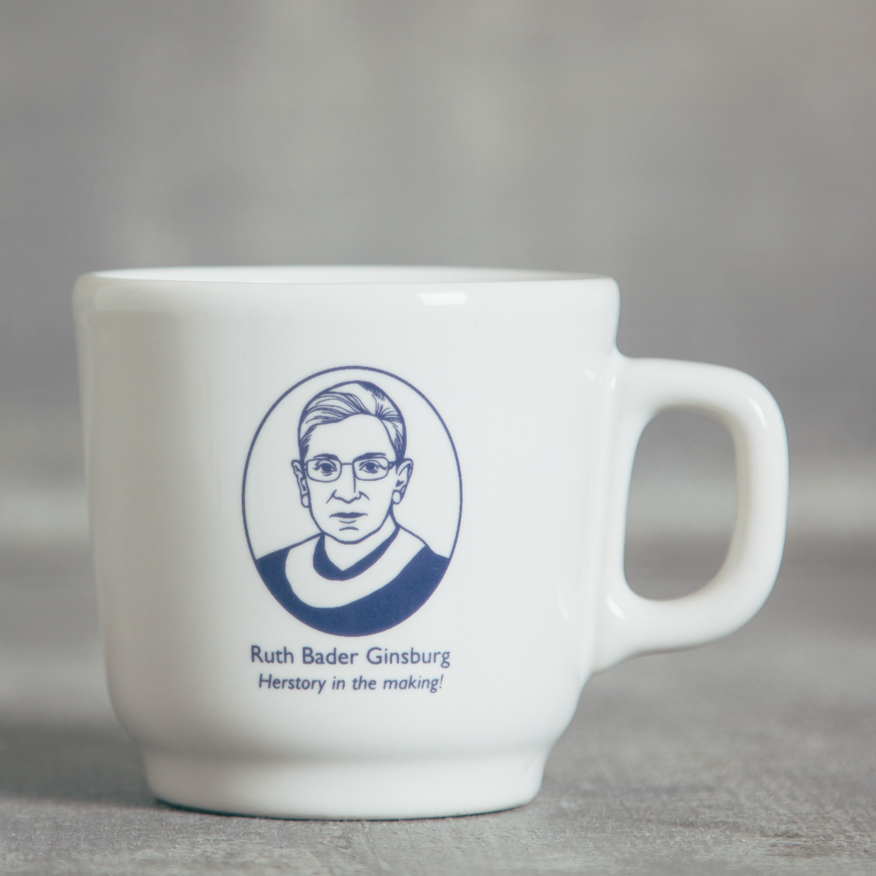 Ruth Bader Ginsburg Mug Relish Decor