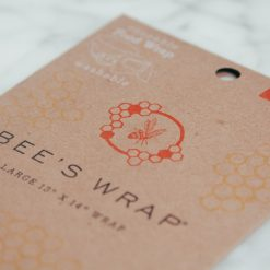 bees wrap relish decor large single